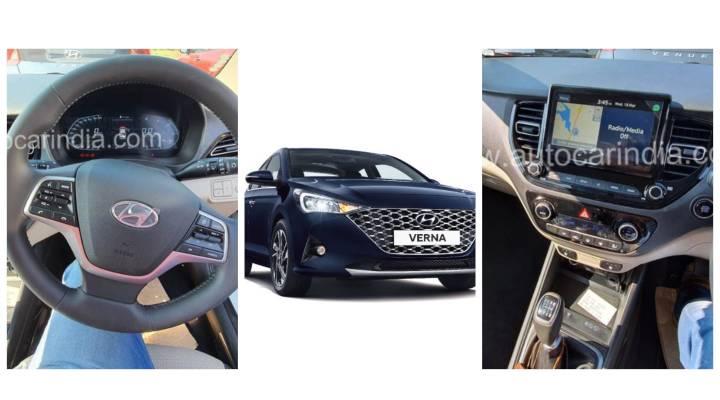 2020 Hyundai Verna Interiors Image