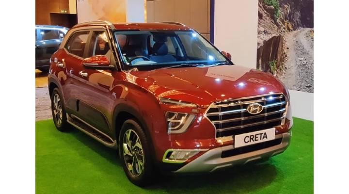 2020 Hyundai Creta Accessories Image