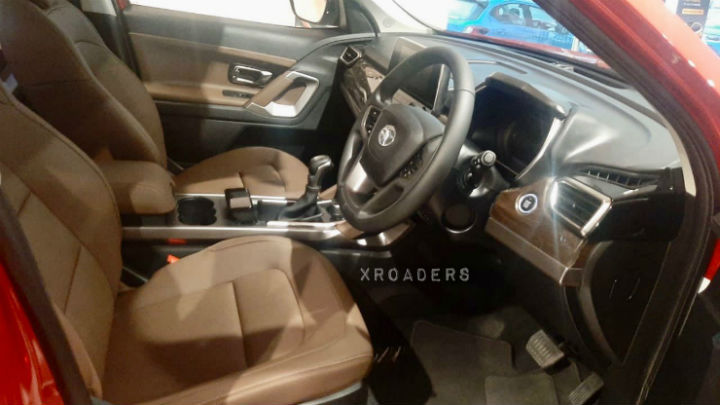 Tata Harrier BS6