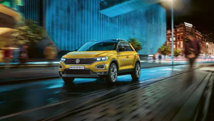 Volkswagen T-Roc India Image
