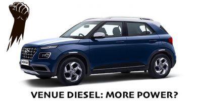 Hyundai Venue 1.5L Diesel Engine Image