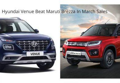 Hyundai Venue Outsells Maruti Brezza In Sales – What Makes It Special?