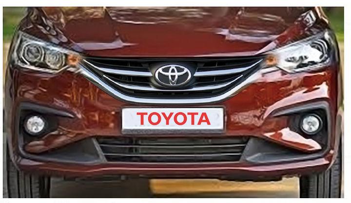 Toyota Ertiga MPV