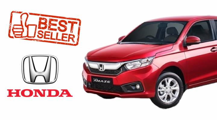 Reasons Why The Amaze Remains The Best Selling Honda In India