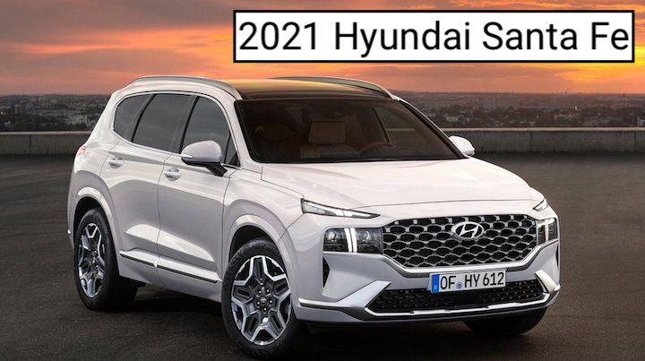 2021 Hyundai Santa Fe Revealed; Will it Come to India?