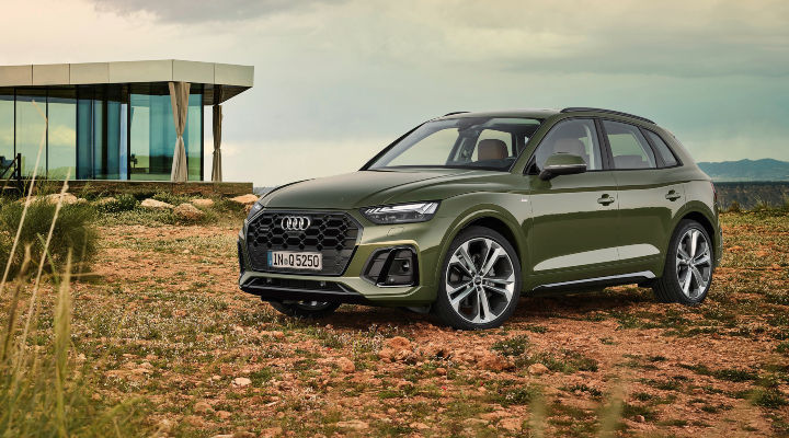 2021 Audi Q5 Facelift Unveiled - India Launch Next Year?