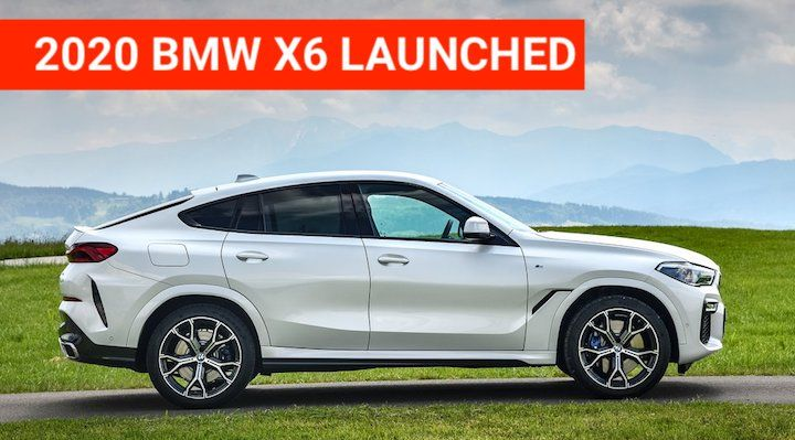 2020 Bmw X6 Bs6 Launched In India Check Our First Look Review