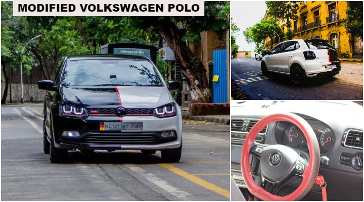 Take a Look at this Tastefully Modified Two-face Volkswagen Polo GT