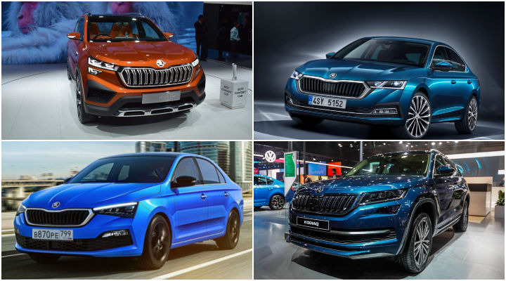 Skoda India To Launch Four New Cars Before The End Of 2021