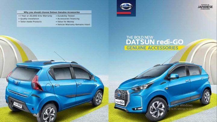 datsun redi go facelift bs6 price in india