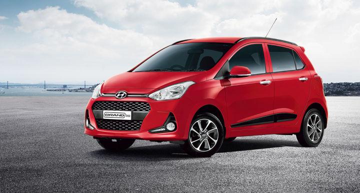 Hyundai Car Discount July 2020