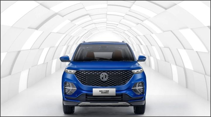 MG Hector Plus Now Visible On Official Website - Launch Next Week?