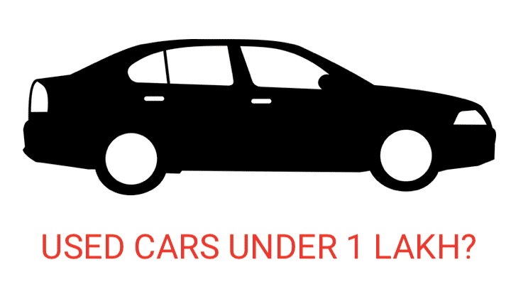 Looking For Used Cars In Delhi That Are Priced Under Rs 1 lakh?