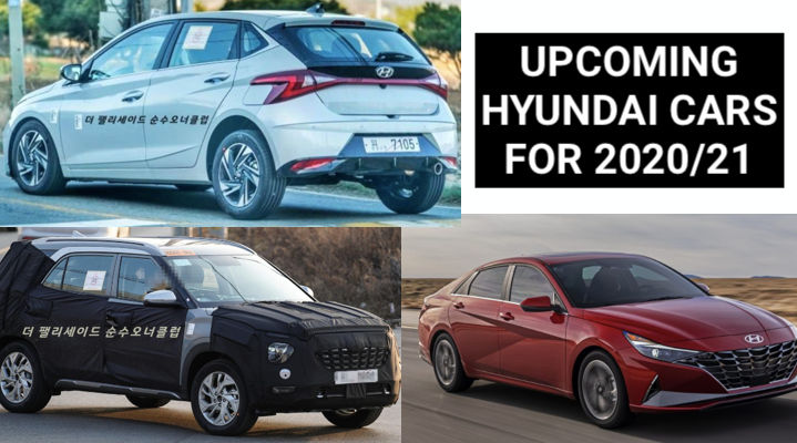 These Are The Upcoming Cars From Hyundai In 2020 And 2021