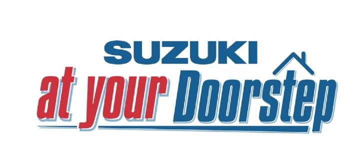 suzuki bike home delivery suzuki at your door step