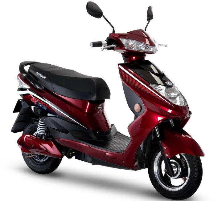 okinawa ridge electric scooter price in india