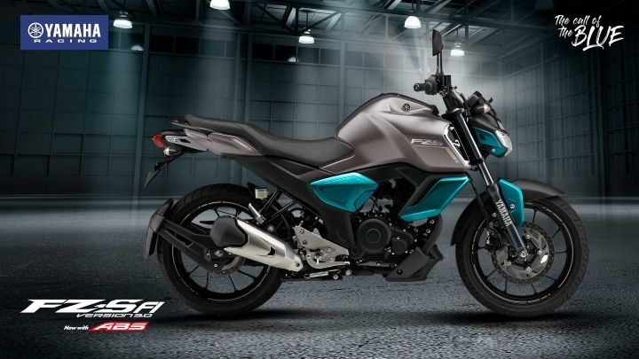 yamaha fz v3 bs6 price in india
