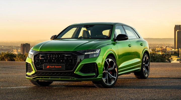 Audi RSQ8 India Launch This Month - Bookings Open