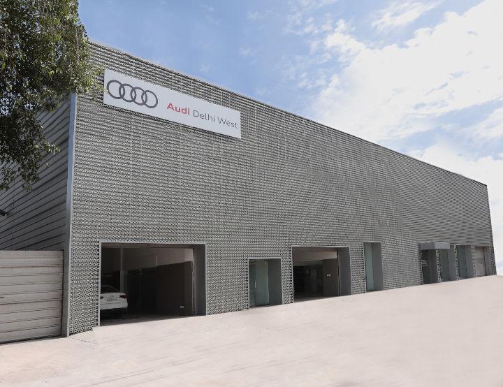 Audi Delhi West Service