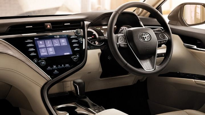 toyota camry dashboard new prices