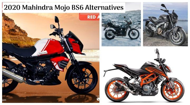 2020 Mahindra Mojo BS6 Alternatives - Dominar 400 to Royal Enfield Himalayan!