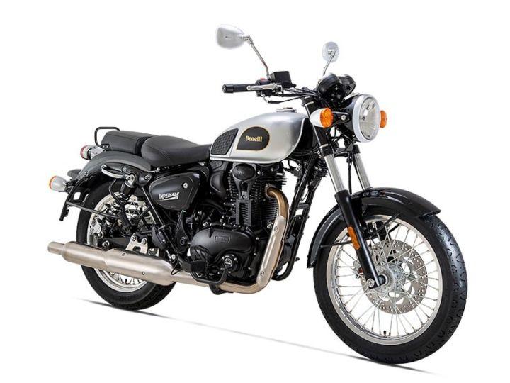 2020 Mahindra Mojo BS6 Alternatives imperiale 400