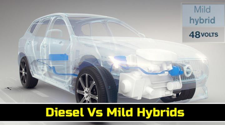 Are Mild-Hybrid Petrol Engines Better Than Diesel? Benefits And More