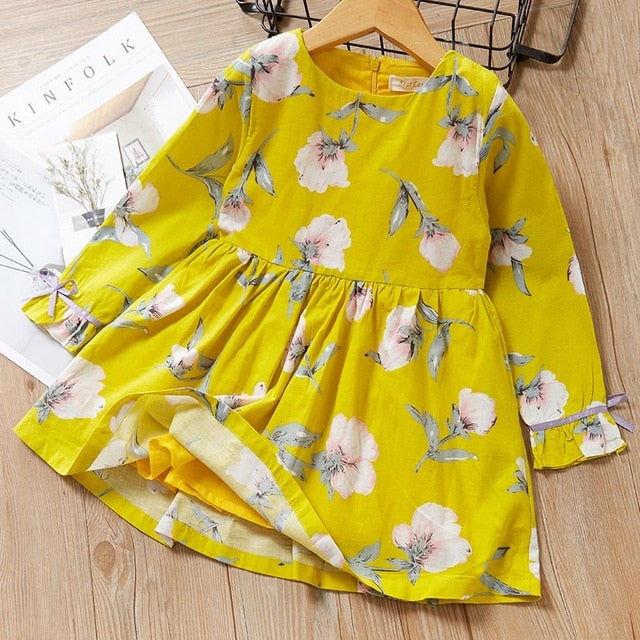 Blossom Print Dress