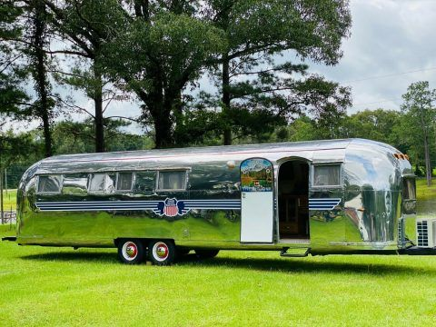 1962 Airstream Western Pacific camper [restored and renewed] for sale