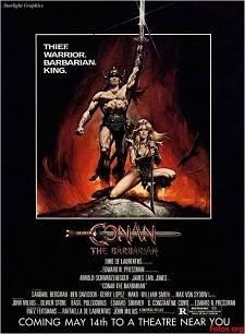 Schwarzenegger Reprising Famous Role in The Legend of Conan