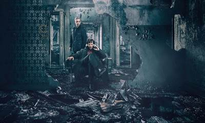 Didn't get enough of Benedict Cumberbatch?  Catch him this week in Sherlock With Fathom Events!