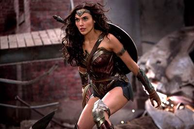 Wonder Woman 1984 Makes Appearance at Comic-Con