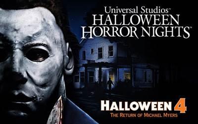 Halloween 4: The Return of Michael Myers Maze Coming to Universal's Halloween Horror Nights