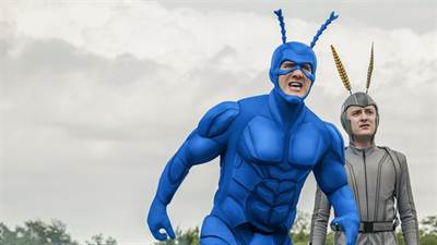Amazon Cancels The Tick After Two Seasons