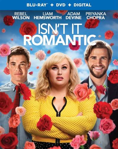 Get A Free Copy of Isn't It Romantic Starring Rebel Wilson