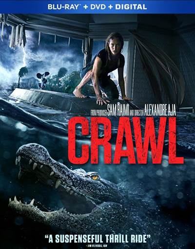 Run, Don't Crawl To Enter the CRAWL Blu-ray Prize Pack!