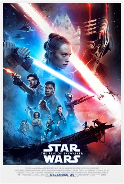 Live Stream Star Wars: The Rise of Skywalker World Premier Events Tonight