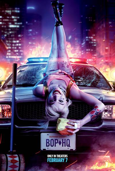Grab Your Squad and Catch An Early Screening of Birds of Prey (And The Fantabulous Emancipation of One Harley Quinn)