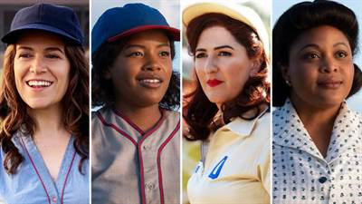 Amazon Orders A League of Their Own Series