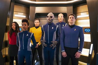 Star Trek Discovery Announces Non-Binary and Transgender Additions to Cast