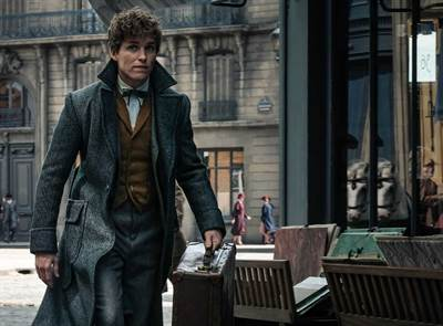 Fantastic Beasts 3 Halts Production After Coronavirus Case