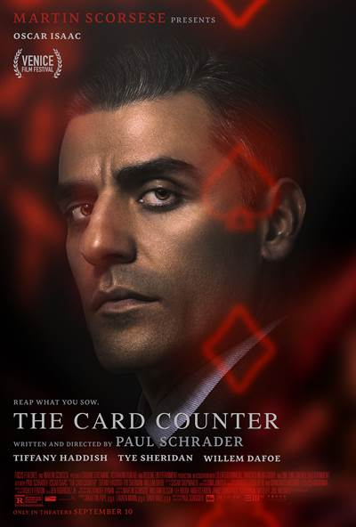See An Advanced Screening of The Card Counter in Miami, Florida