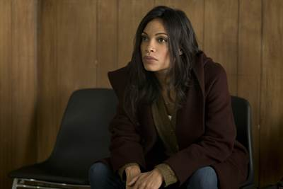 Rosario Dawson Joins Cast of Haunted Mansion