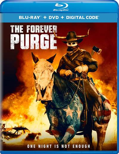 Win a Forever Purge Blu-ray Combo Pack
