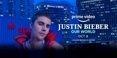 Bieber Introduces Us To His World In Justin Bieber: Our World, Enter For a Chance To Win a Virtual Screening Pass