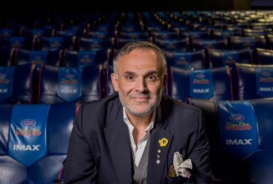 Cinema Mongul Vincenzo Guzzo Talks About Theaters/Streaming and More!