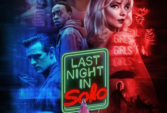 See An Advanced Screening of The Last Night In Soho In Miami, FL