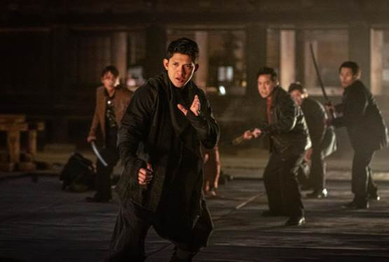 Iko Uwais Set as Villain in Expendables 4