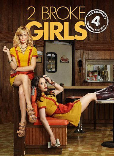 2 Broke Girls: The Complete Fourth Season DVD Review