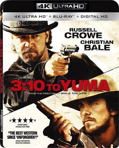 3:10 to Yuma 4K Ultra HD Review